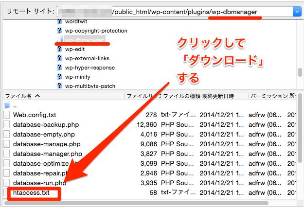 WPDBManager-E01a